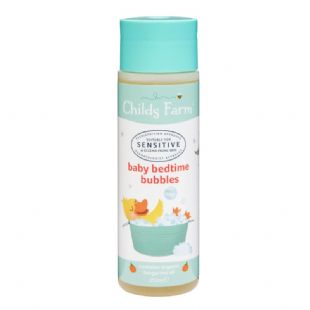 *NEW IN* Baby Bedtime Bubbles - Organic Tangerine 250ml